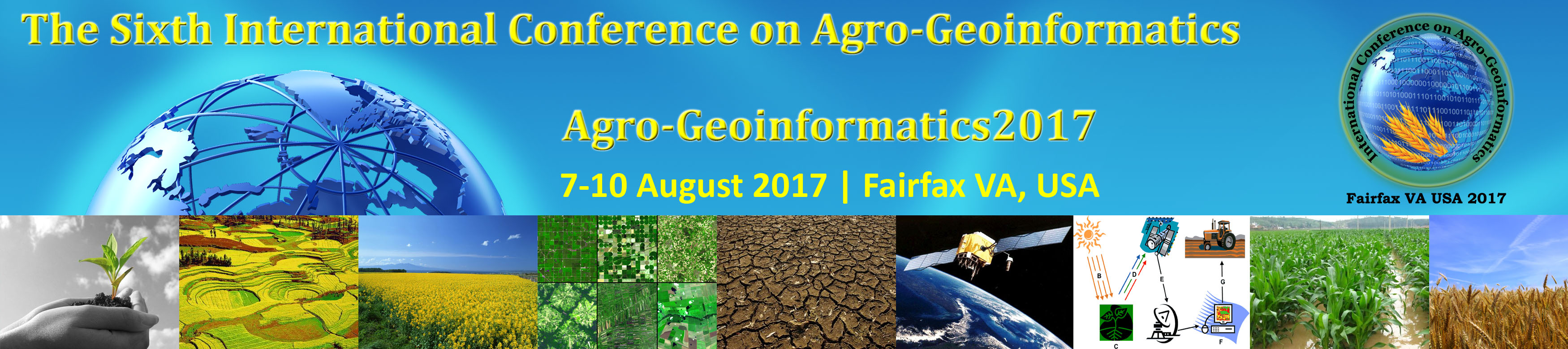 6th International Conference on Agro-Geoinformatics